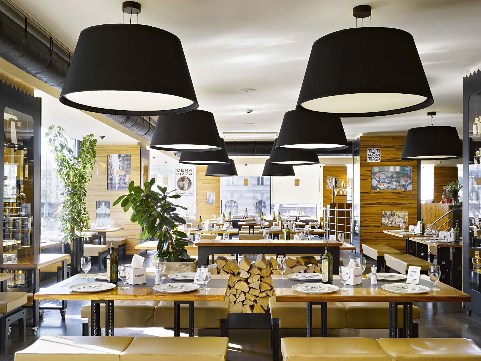 Italská restaurace brno